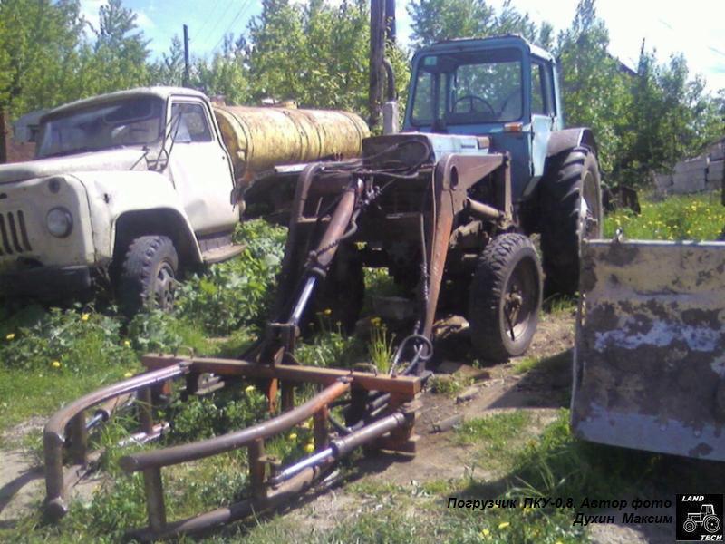 Трактора БУ и новые в Кировской области